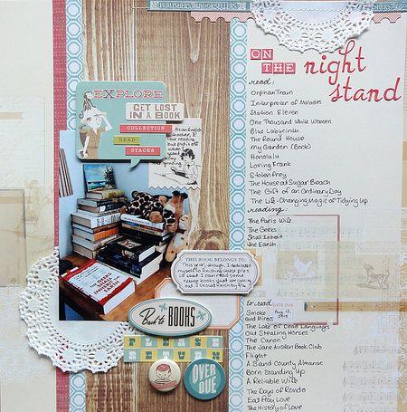 On the Nightstand by Jennifer Larson