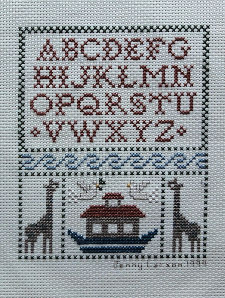 Cross stitch 5