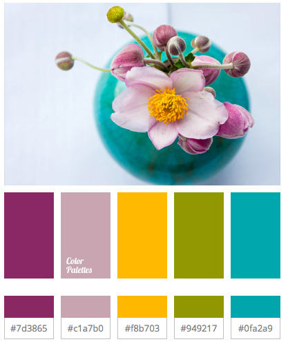 Spring color idea