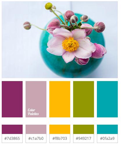 Spring color idea