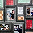 "The Art of the Beard</br><span style=""font-size: 8pt;"">by</span> Jenny"