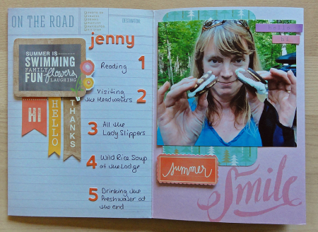 Five Vacation Faves Jenny