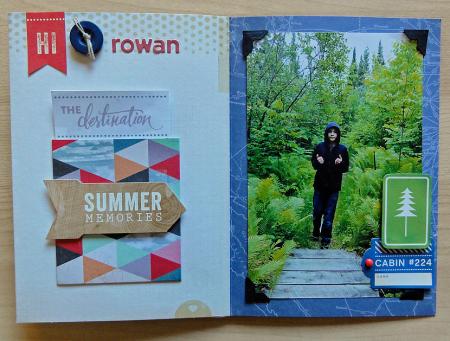 Five Vacation Faves Rowan