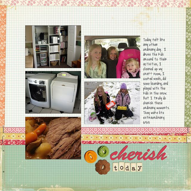 Cherish Today | Aly Dosdall