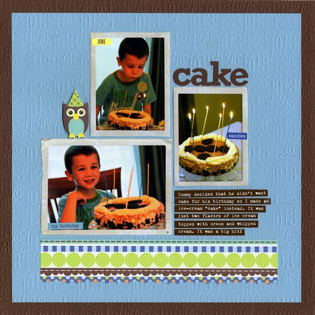 Cake | Paula Gilarde