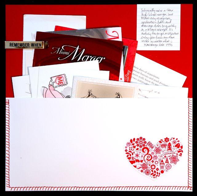 Miami Merger Valentines | Elizabeth Dillow