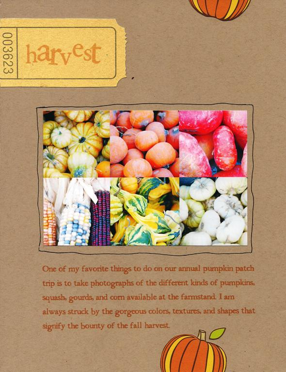 Harvest | Vivian Masket
