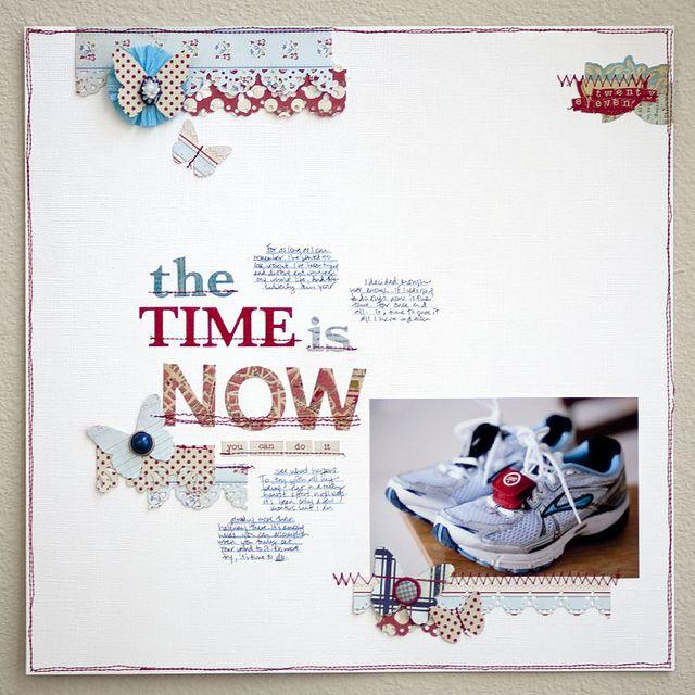 The Time is Now | Karen Grunberg