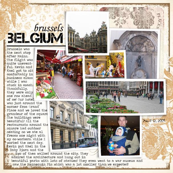 Europe 2004 | Ann Costen (page 4)