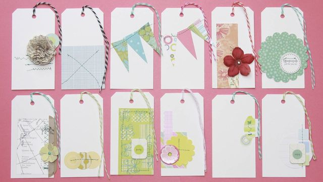 Shipping Tags | Monika Wright