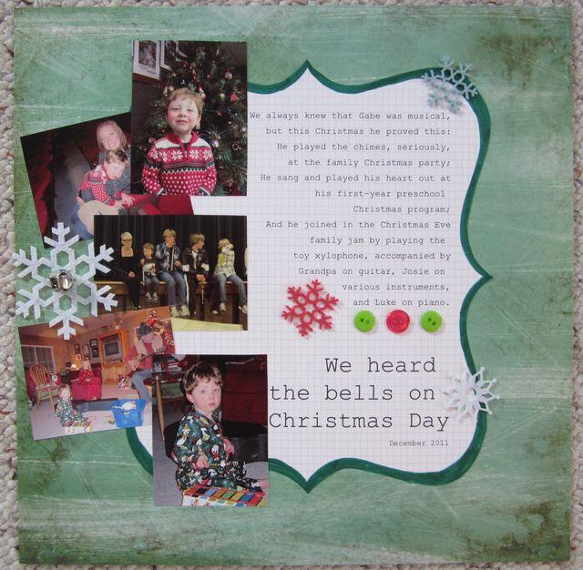 Christmas Bells | Kelly Jeppson