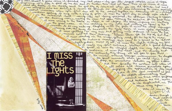 I Miss The Lights | Lisa Kisch