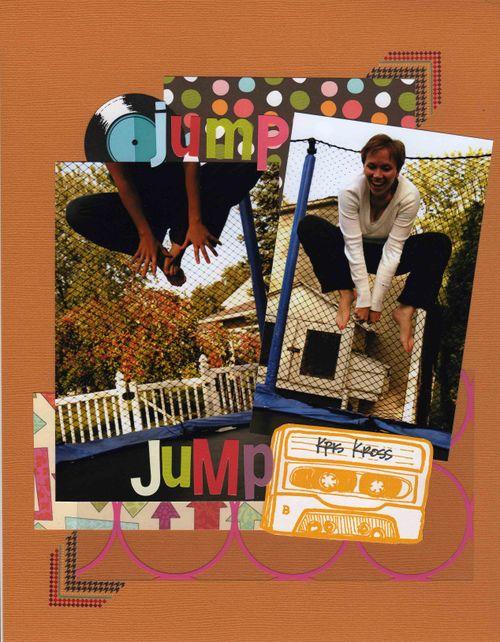 Jump Jump | Marie Taylor