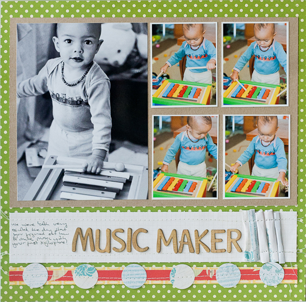 Music Maker | Francine Clouden