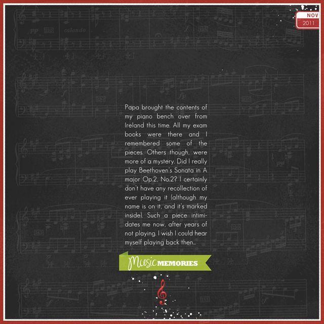 Music | Paula Gilarde