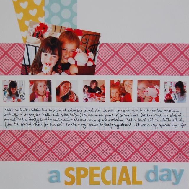 A Special Day   Vivian Masket