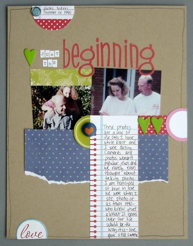 Beginning | Wendy Smedley
