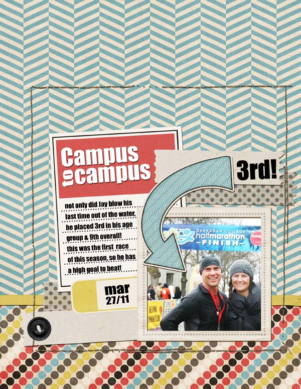 Campus to Campus | Cheryl Overton