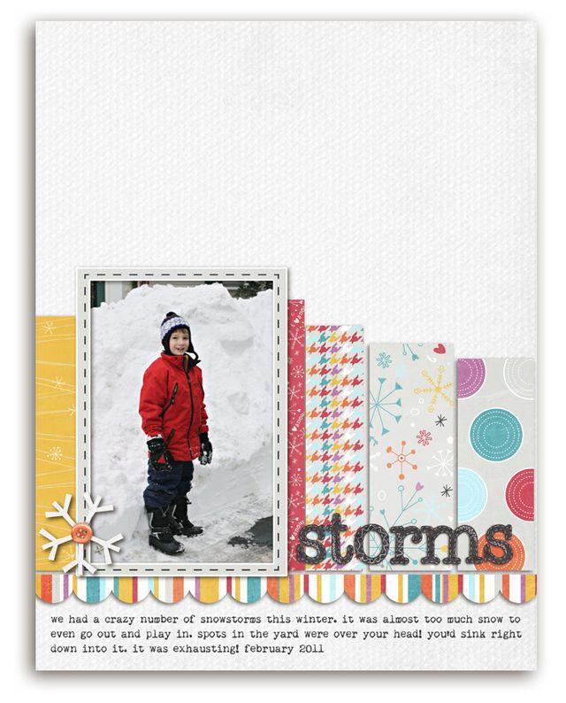 Storms | Celeste Smith