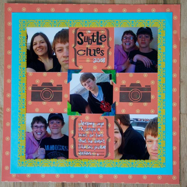 Subtle Clues | Angie Lucas