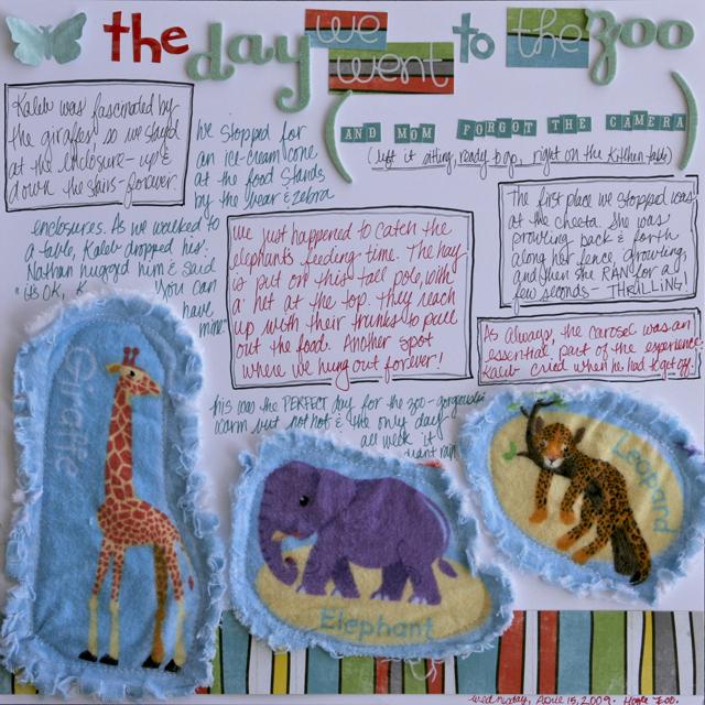 Zoo | Amy Sorensen