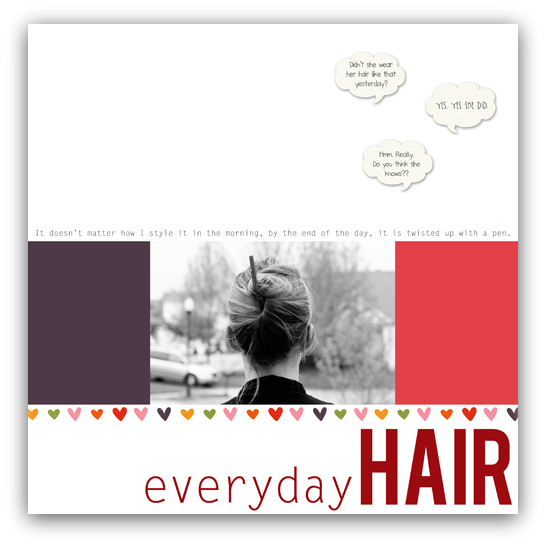 Everyday Hair | Marnie Flores