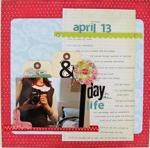Day in the Life | Keshet Starr
