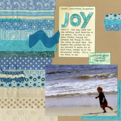 Beach Joy | Amy Sorensen