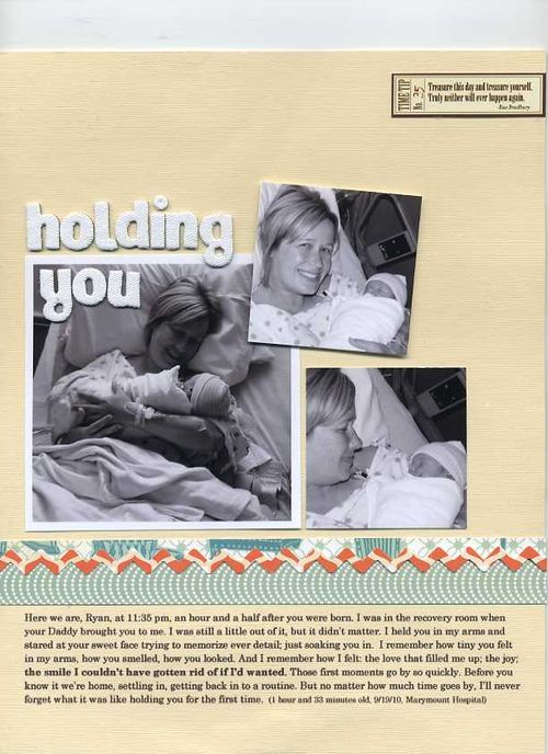 Holding You | Erin Sweeney