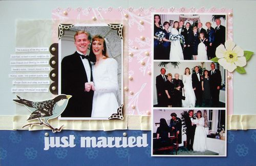 Just Married | Aly Dosdall