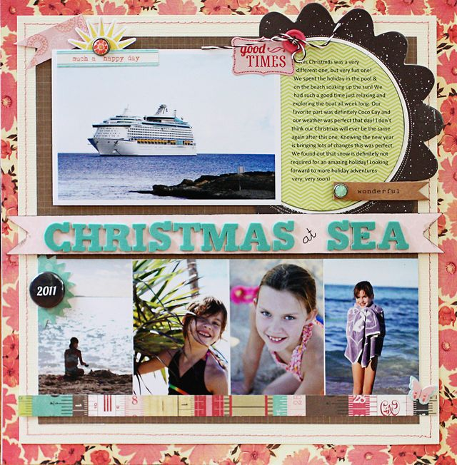 Christmas At Sea | Christa Paustenbaugh