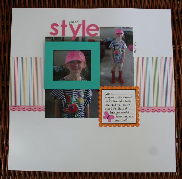 Josie's Style| Kelly Jeppson