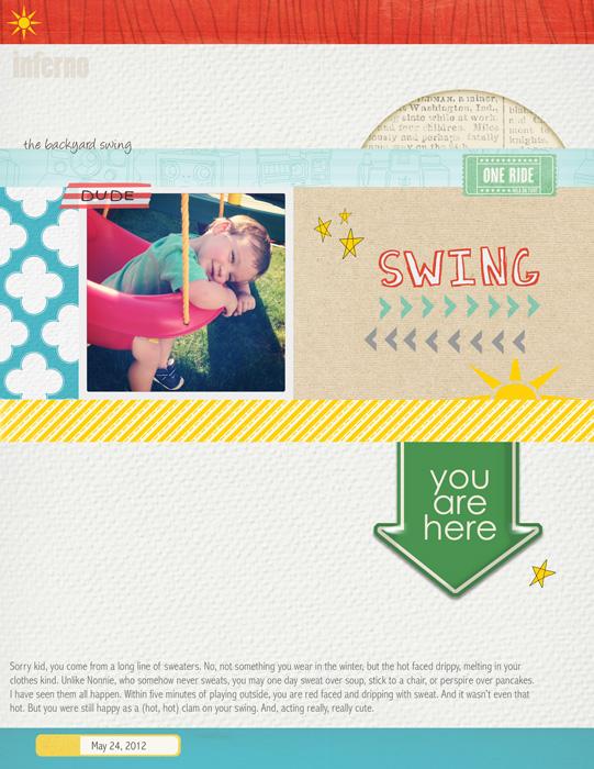 Swing | Marie Taylor