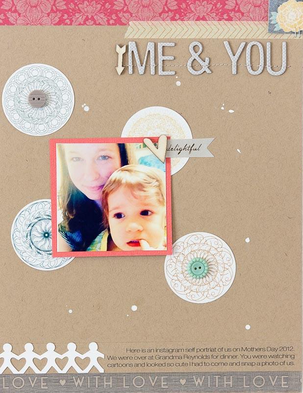 Me & You | Teka Cochonneau