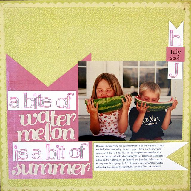 Bit of Summer | Amy Sorensen