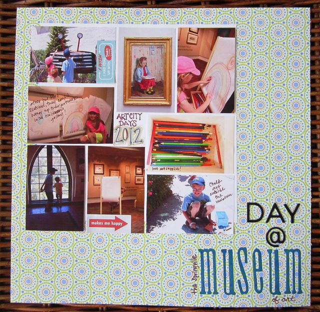 Museum Day | Kelly Jeppson