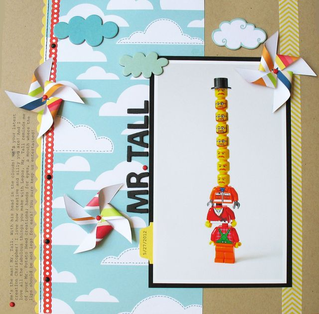 Mr. Tall | Kathy Martin