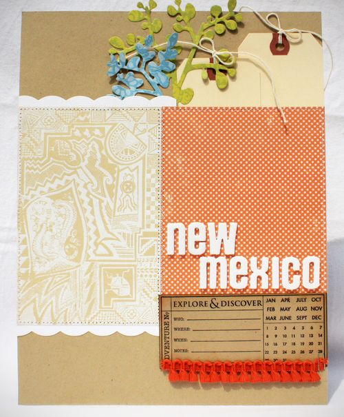 New Mexico | Alexandra Sirugue-Macleod