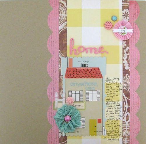 Home (Anywhere, USA)   Keshet Starr