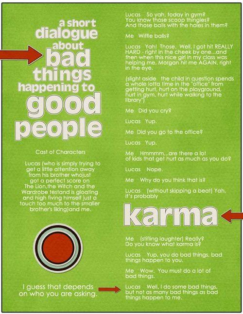Karma | Cheryl Overton