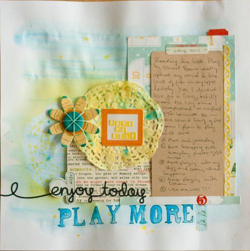 Play More | Francine Clouden