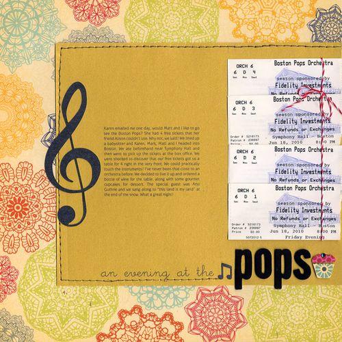 Pops | Paula Gilarde
