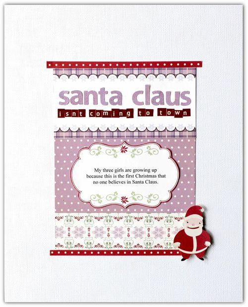 Santa Claus Isn't Coming To Town | Jody Wenke
