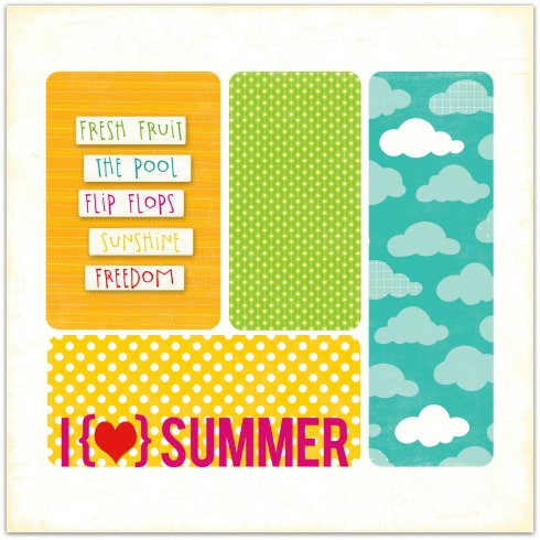Summer Love   Marnie Flores