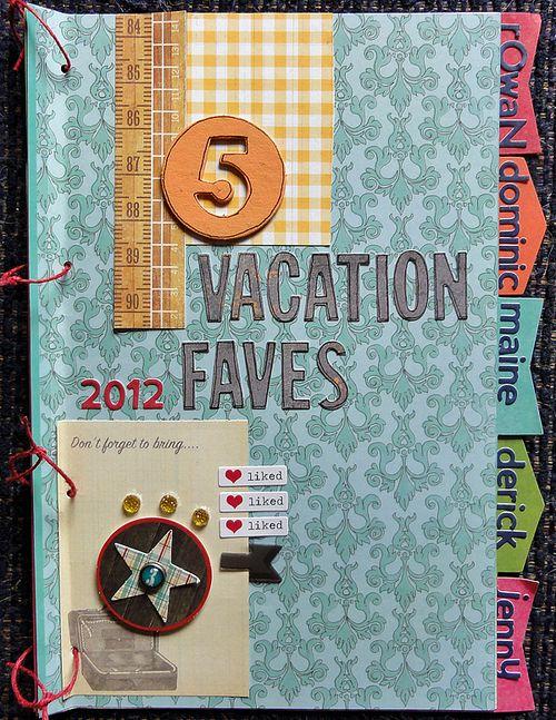 5 Vacation Faves | Jennifer Larson