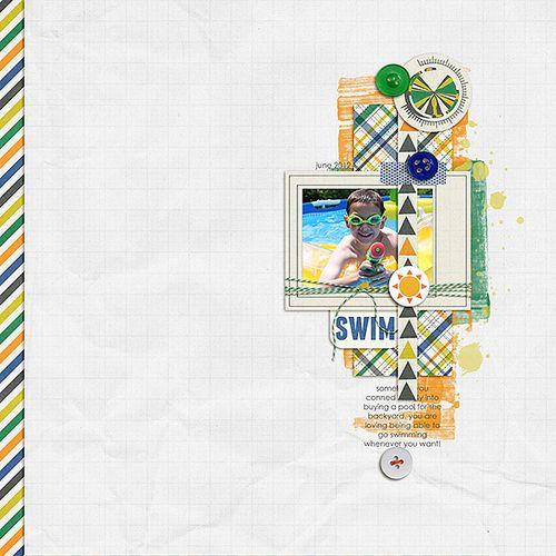Swim | Celeste Smith