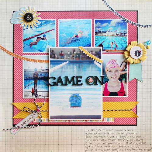 Game On | Christa Paustenbaugh