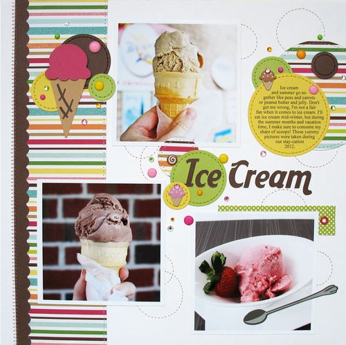 Ice Cream | Kathy Martin