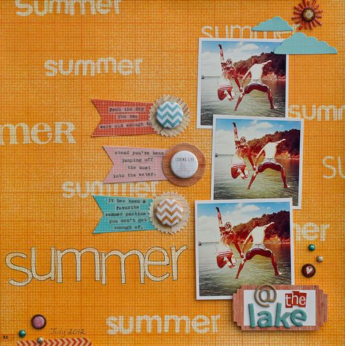 Summer | Diane Payne