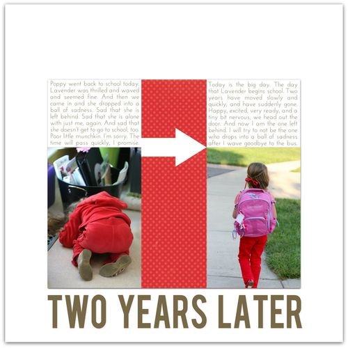 Two Years Later | Marnie Flores